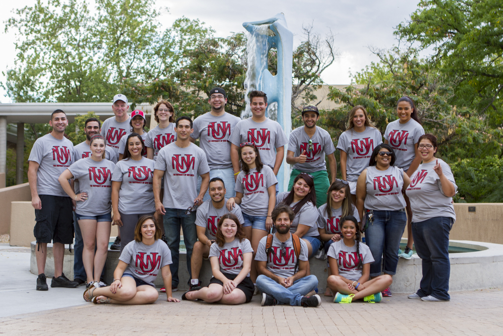 2015 Orientation Leaders
